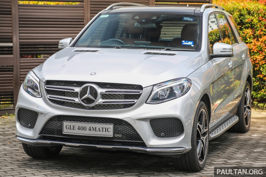 Mercedes-Benz Malaysia marks another record year in 2016 – 11,779 vehicles delivered, 9% up from 2015 Image #602793