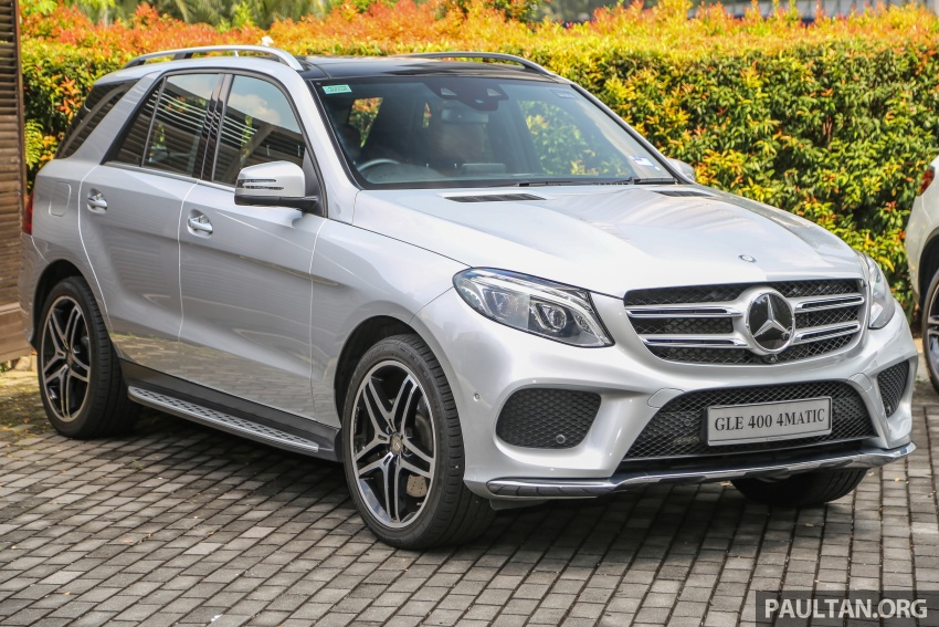 Mercedes-Benz Malaysia marks another record year in 2016 – 11,779 vehicles delivered, 9% up from 2015 Image #602794
