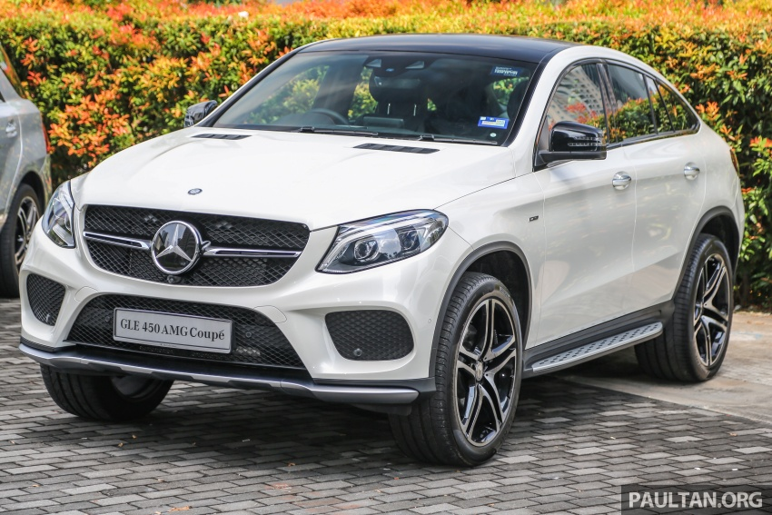 Mercedes-Benz Malaysia marks another record year in 2016 – 11,779 vehicles delivered, 9% up from 2015 Image #602798