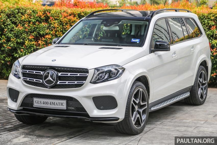 Mercedes Benz Gls 2018 >> Mercedes-Benz Malaysia ungguli jenama premium bagi 2016 – catat angka jualan tertinggi dengan ...