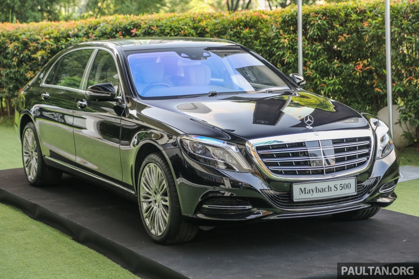 Mercedes-Benz Malaysia marks another record year in 2016 – 11,779 vehicles delivered, 9% up from 2015 Image #602814