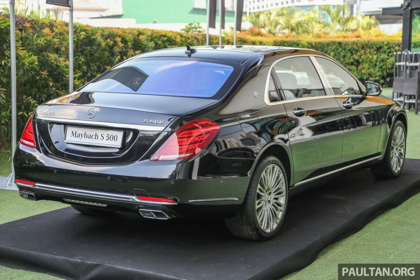 Mercedes-Benz Malaysia marks another record year in 2016 – 11,779 vehicles delivered, 9% up from 2015 Image #602815