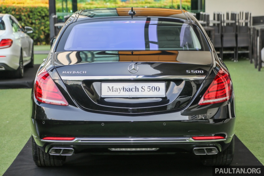 Mercedes-Benz Malaysia marks another record year in 2016 – 11,779 vehicles delivered, 9% up from 2015 Image #602816