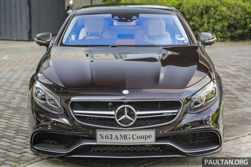 Mercedes-Benz Malaysia marks another record year in 2016 – 11,779 vehicles delivered, 9% up from 2015 Image #602830