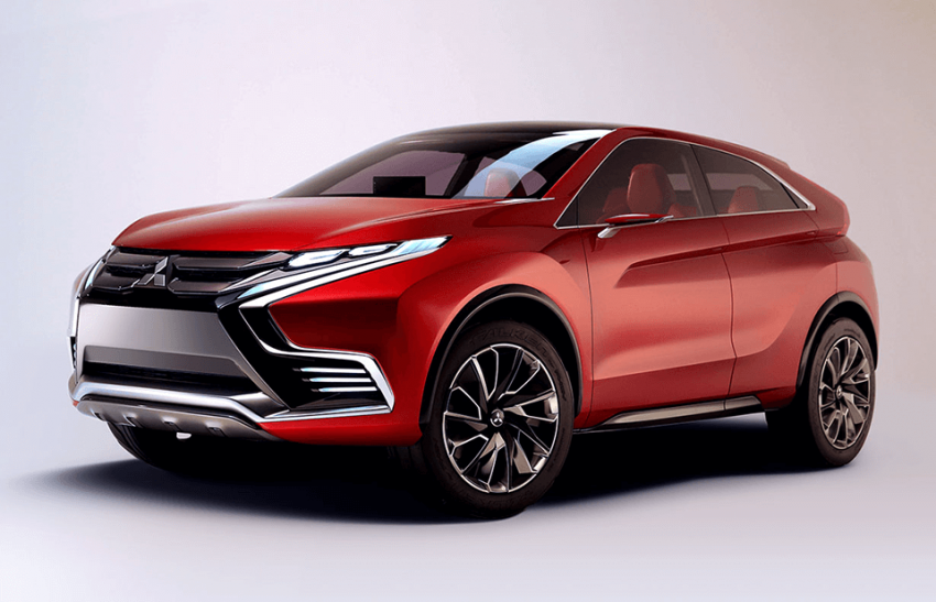 Mitsubishi teases new compact SUV for Geneva show Image #607932