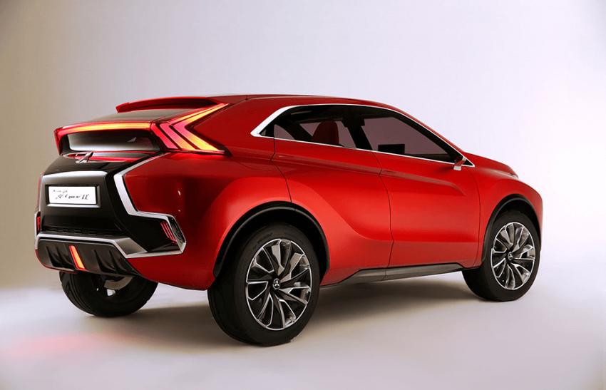 Mitsubishi teases new compact SUV for Geneva show Image #607934