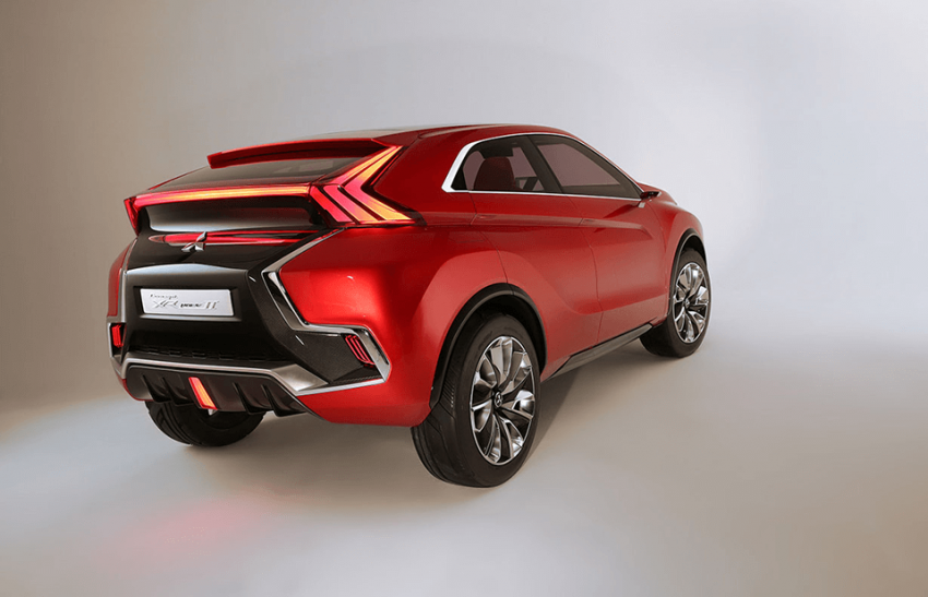 Mitsubishi teases new compact SUV for Geneva show Image #607936