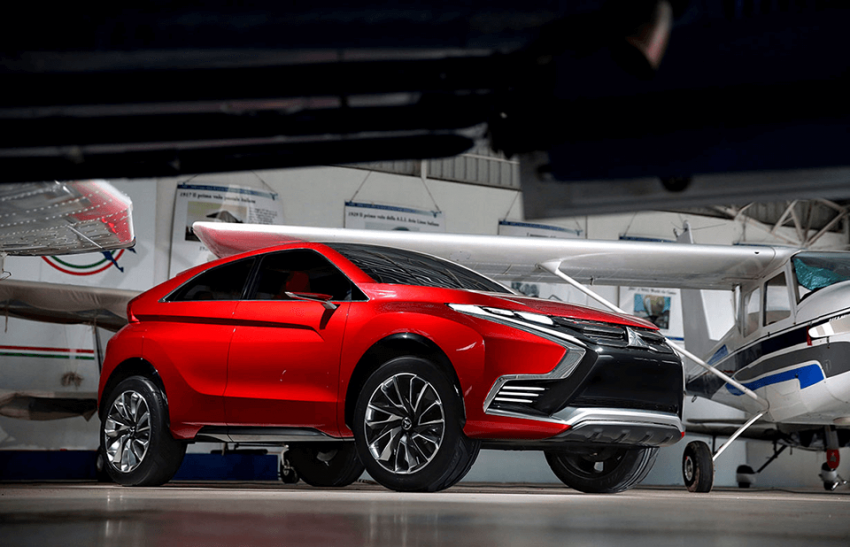 Mitsubishi teases new compact SUV for Geneva show Image #607947