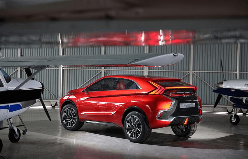 Mitsubishi teases new compact SUV for Geneva show Image #607951