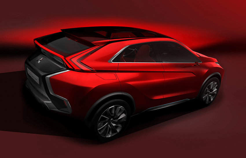Mitsubishi teases new compact SUV for Geneva show Image #607926