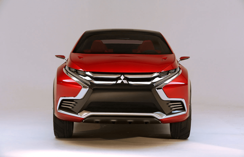 Mitsubishi teases new compact SUV for Geneva show Image #607930