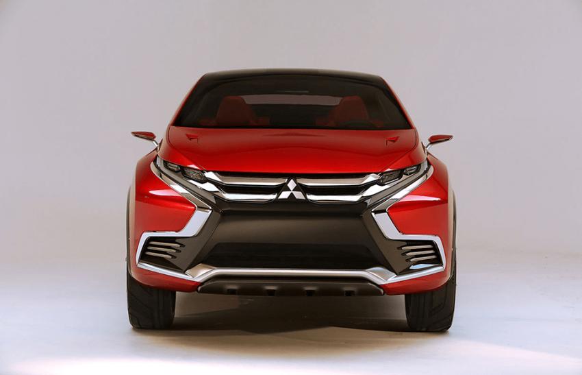 Mitsubishi teases new compact SUV for Geneva show Image #607930