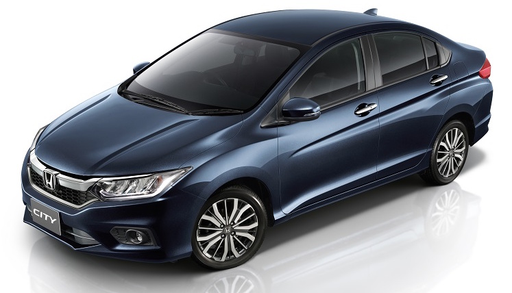 Honda City facelift unveiled in Thailand, from RM69k Image #602627