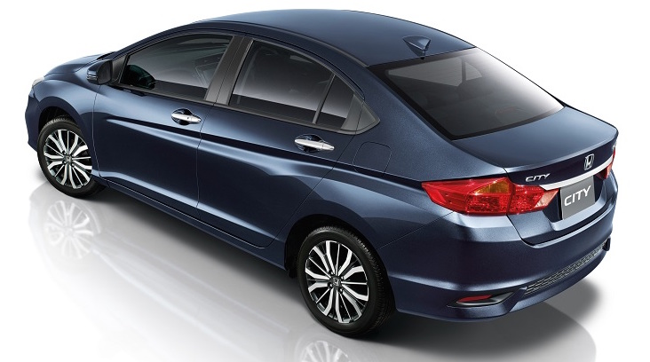 Honda City facelift unveiled in Thailand, from RM69k Image #602628