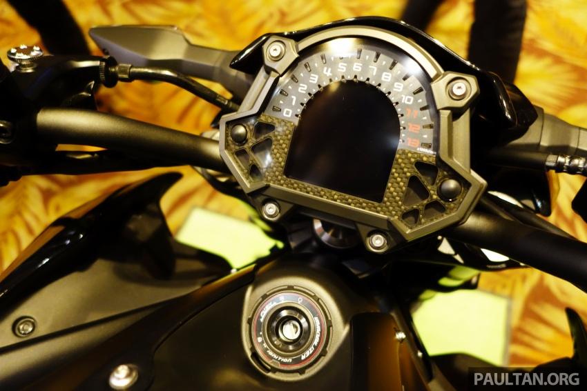 Kawasaki Malaysia perkenal empat model untuk 2017 – Z900 ABS, Z650 ABS, Ninja 650 ABS dan Versys-X 250 Image #607633