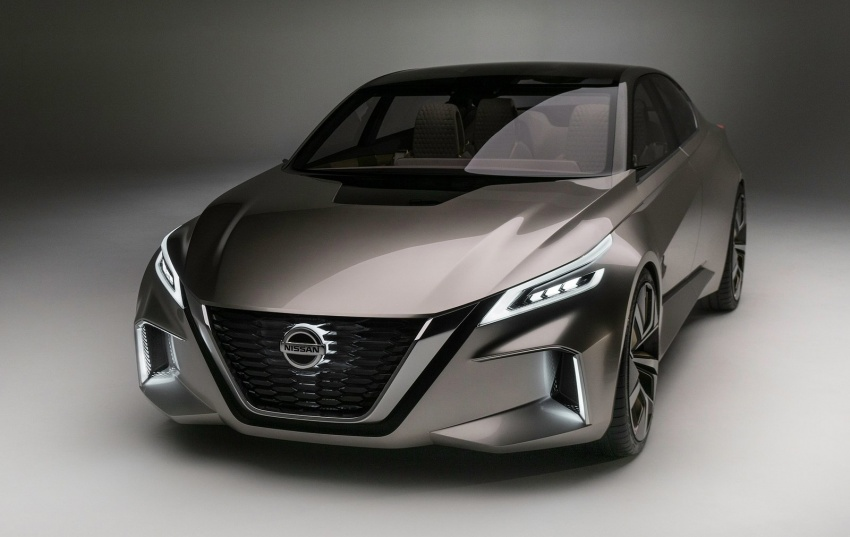 Nissan Vmotion 2.0 Concept previews design direction Image #601316