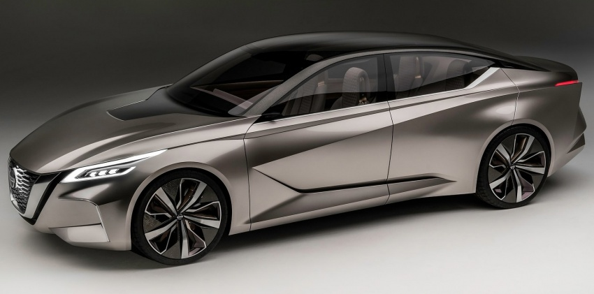 Nissan Vmotion 2.0 Concept previews design direction Image #601317
