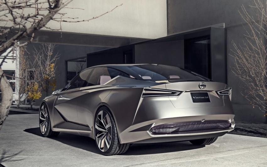 Nissan Vmotion 2.0 Concept previews design direction Image #601332
