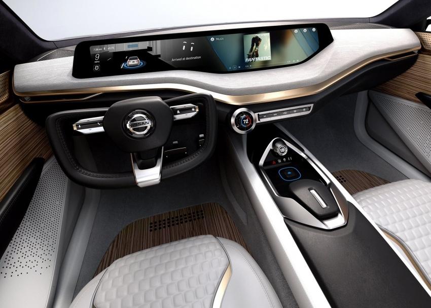Nissan Vmotion 2.0 Concept previews design direction Image #601336