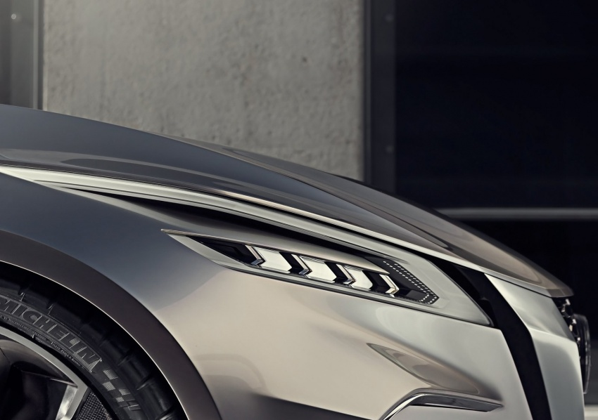 Nissan Vmotion 2.0 Concept previews design direction Image #601353