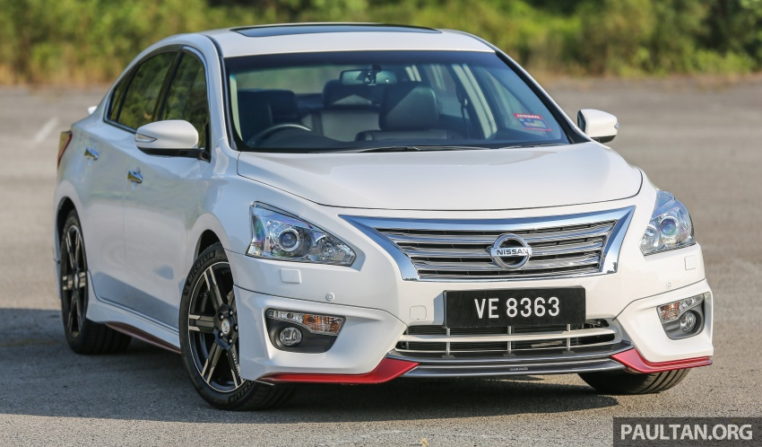 GALLERY: Nissan Teana Nismo Performance Package Image #601435