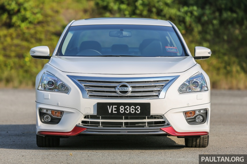GALLERY: Nissan Teana Nismo Performance Package Image #601444
