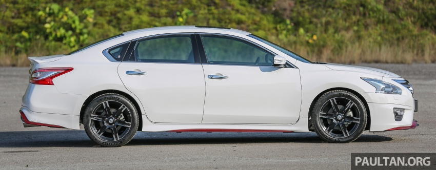 GALLERY: Nissan Teana Nismo Performance Package Image #601447