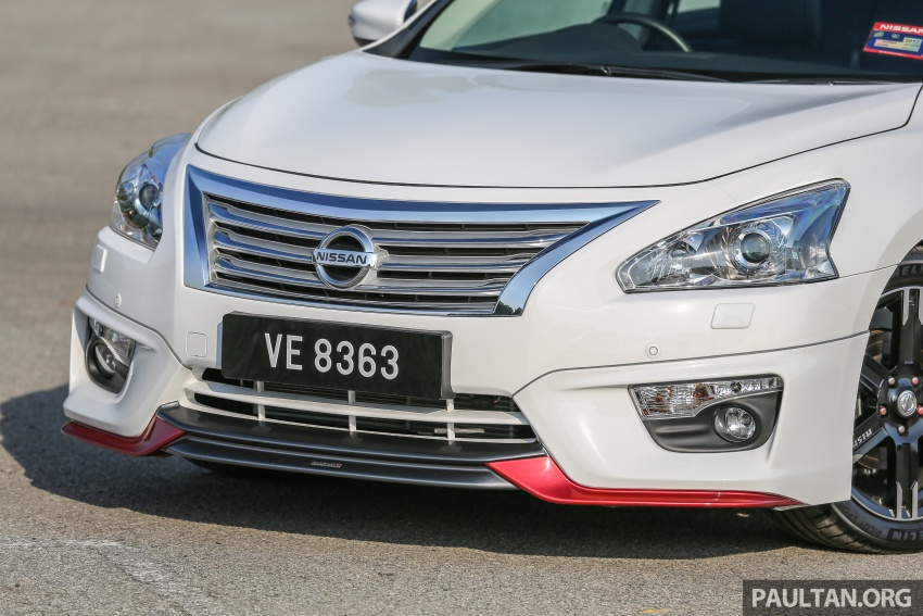 GALLERY: Nissan Teana Nismo Performance Package Image #601449