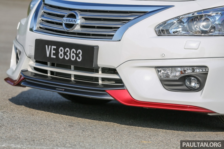GALLERY: Nissan Teana Nismo Performance Package Image #601453