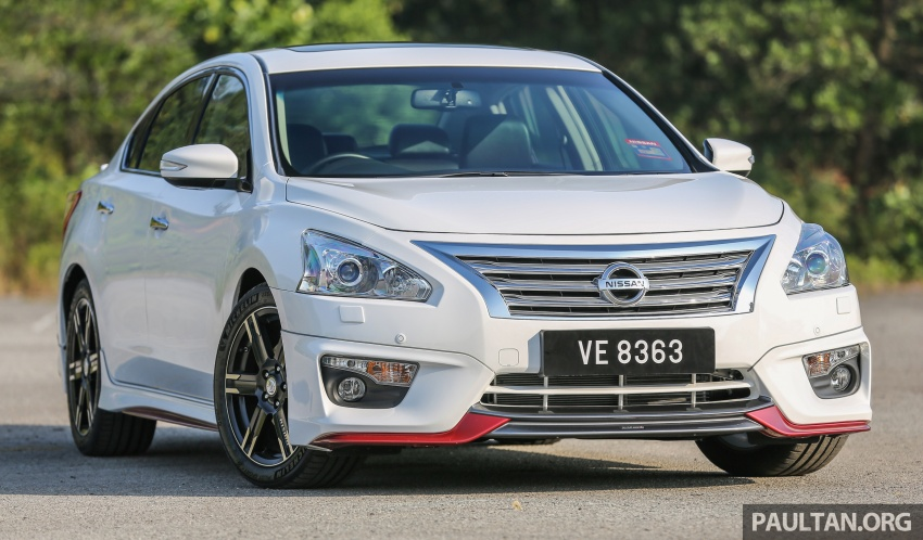 GALLERY: Nissan Teana Nismo Performance Package Image #601436