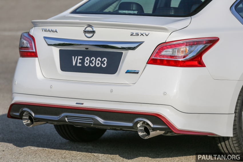 GALLERY: Nissan Teana Nismo Performance Package Image #601463