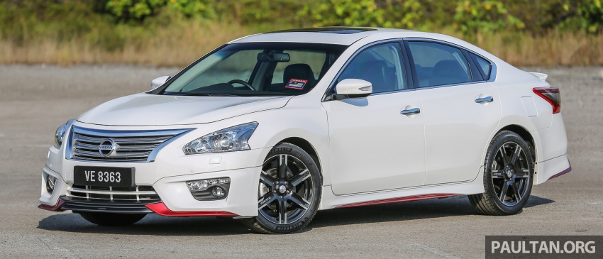 GALLERY: Nissan Teana Nismo Performance Package Image #601437