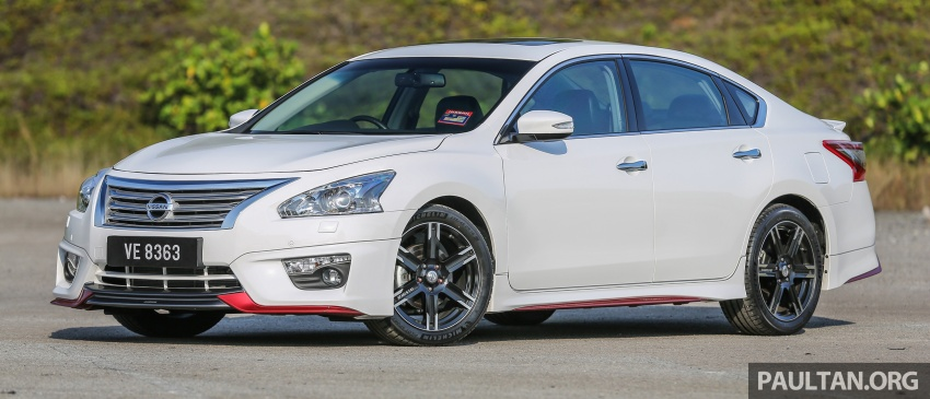 GALLERY: Nissan Teana Nismo Performance Package Image #601438