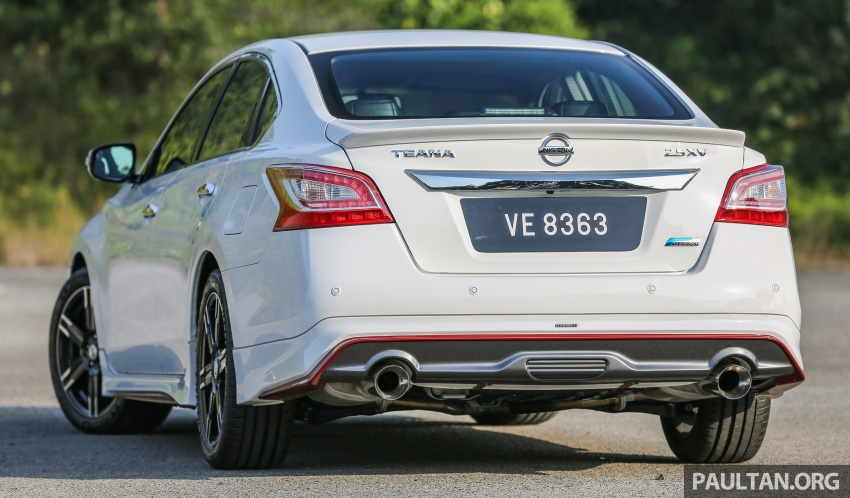 GALLERY: Nissan Teana Nismo Performance Package Image #601440
