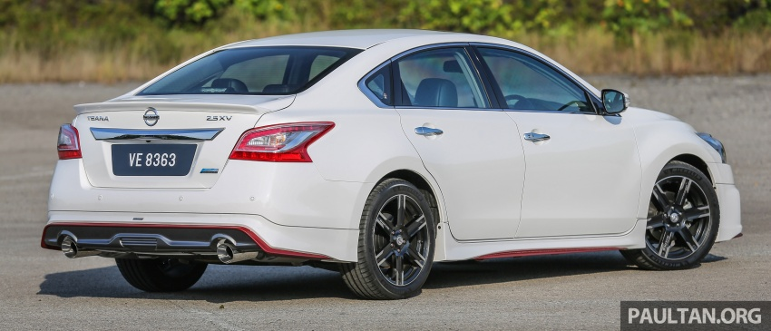 GALLERY: Nissan Teana Nismo Performance Package Image #601441