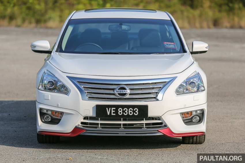 GALLERY: Nissan Teana Nismo Performance Package Image #601443