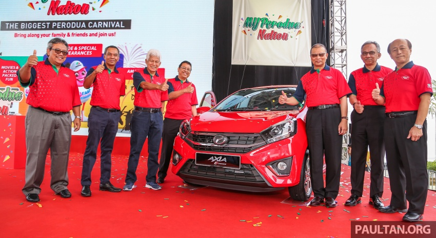 2017 Perodua Axia facelift officially launched – 1.0L VVT-i engine, two new faces and features, from RM25k Image #606782