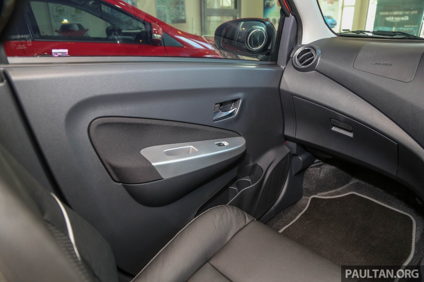 2017 Perodua Axia facelift in showrooms, from RM25k Image #604752
