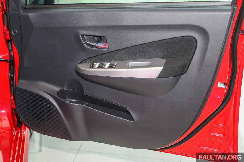 2017 Perodua Axia facelift in showrooms, from RM25k Image #604753