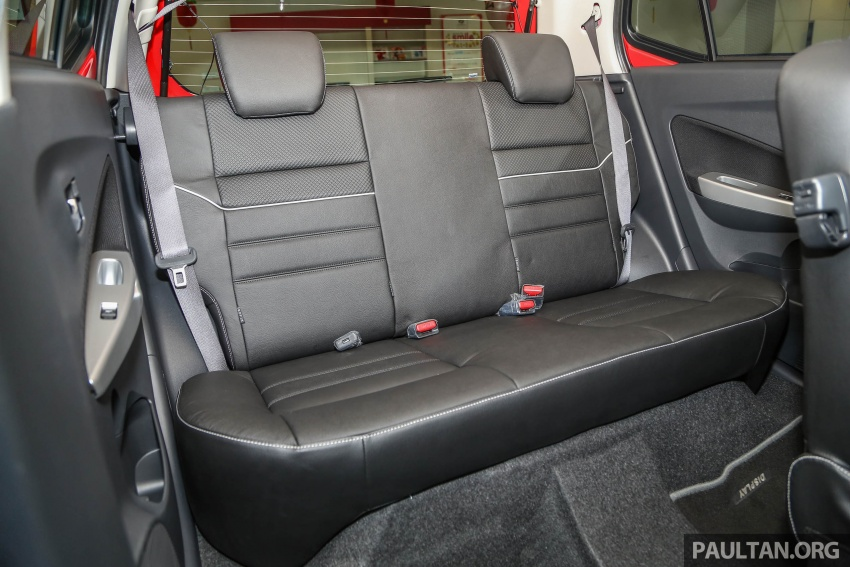 2017 Perodua Axia facelift in showrooms, from RM25k Image #604761