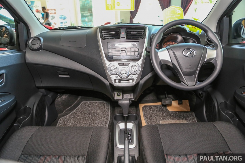 2017 Perodua Axia facelift in showrooms, from RM25k Image #604792