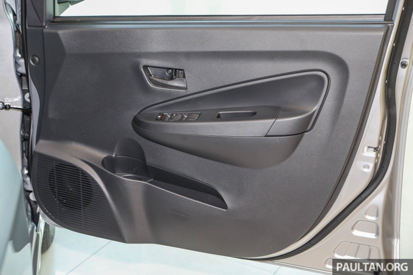 2017 Perodua Axia facelift in showrooms, from RM25k Image #604812