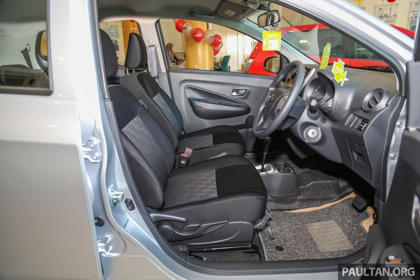 2017 Perodua Axia facelift in showrooms, from RM25k Image #604818