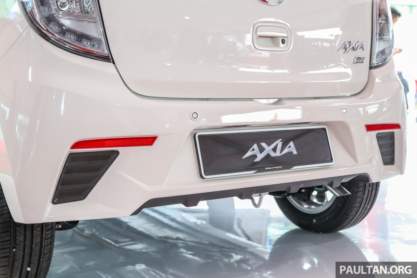 2017 Perodua Axia facelift officially launched – 1.0L VVT-i engine, two new faces and features, from RM25k Image #606740