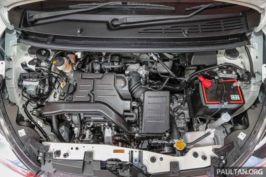 2017 Perodua Axia facelift officially launched – 1.0L VVT-i engine, two new faces and features, from RM25k Image #606744