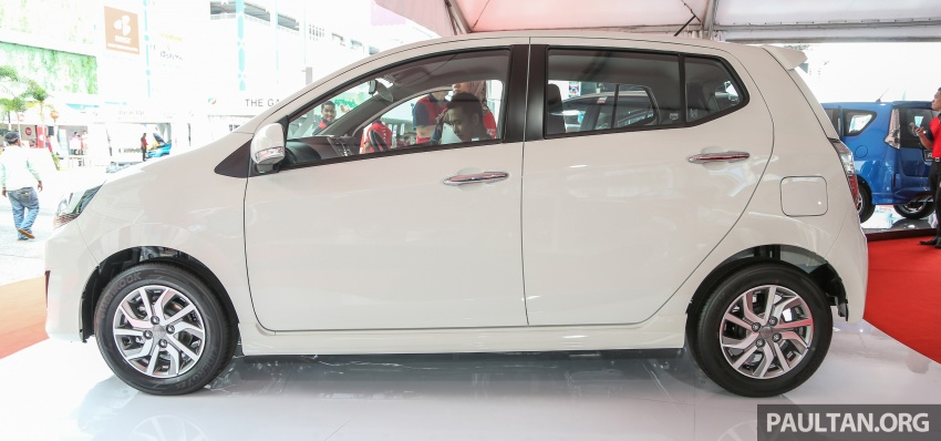 2017 Perodua Axia facelift officially launched – 1.0L VVT-i engine, two new faces and features, from RM25k Image #606728