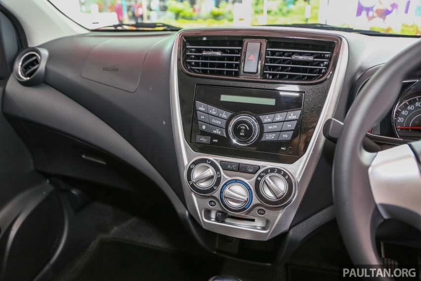 2017 Perodua Axia facelift officially launched – 1.0L VVT-i engine, two new faces and features, from RM25k Image #606751