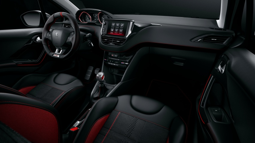 Peugeot 208 GTi bakal kembali ke M'sia secara facelift Image #602137