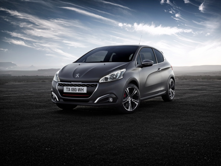 Peugeot 208 GTi to return to M'sia in facelifted form Image #602110