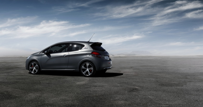 Peugeot 208 GTi to return to M'sia in facelifted form Image #602114